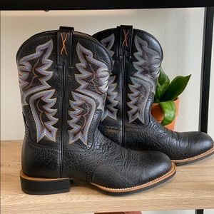 Twisted X Cattleman Men's Western Riding Boot 10.5